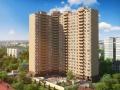 Трех комнатная квартира в центре Краснодара